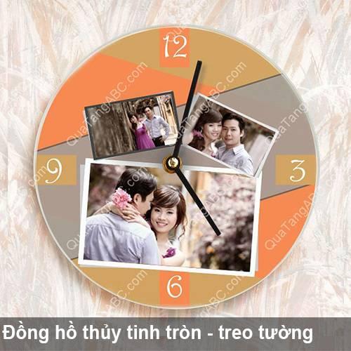 Dong ho thuy tinh