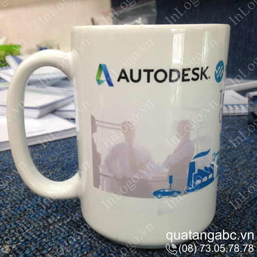 In ly sứ Autodesk